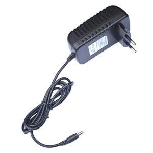 MyVolts Chargeur/Alimentation 9V Compatible avec Casio CTK-491/CTK-481 Clavier (Adaptateur Secteur) – Prise française