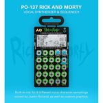 Teenage Engineering Pocket Operator PO-137 Rick et Morty