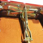 FHLH Tabouret Piano 2 Personnes Clavier de Piano étanche Tabouret en Cuir PU en Bois Souple épais Tabouret réglable avec Rangement Fonction Finition Excellente et Praticité