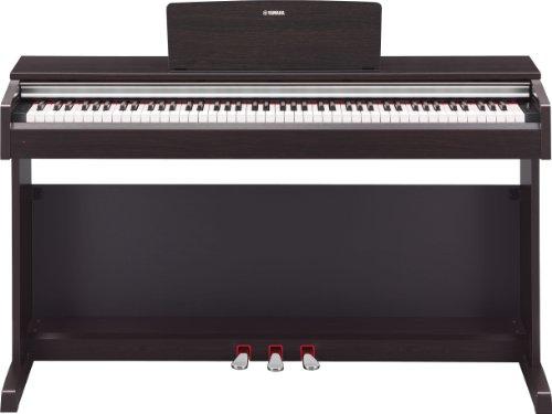 Yamaha YDP142R Piano Numérique Arius 88 Touches 12 W – Bois de Rose