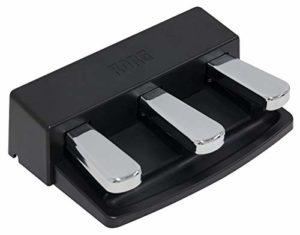 et sostenutor B1 Digital B1 Digital PU 2 Piano pour pédale pour Dur, Soft et Sostenuto