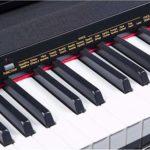 Medeli Grand 200 Piano numérique 88 touches Noir
