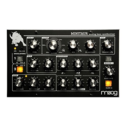 Moog Minitaur Bass synthétiseur