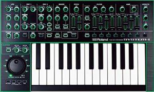 Roland Synthétiseur variable 25 clés M Noir