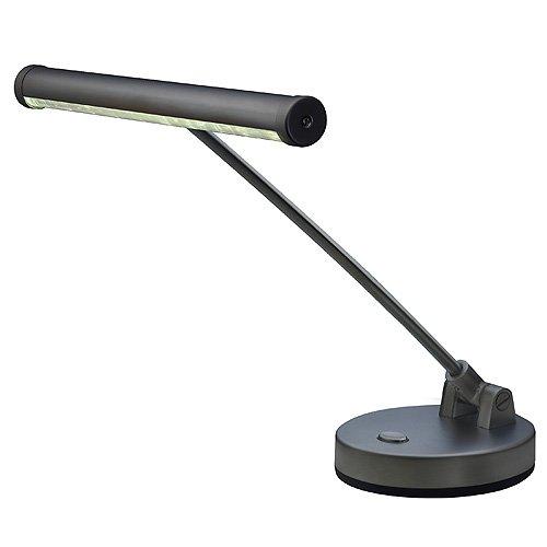 Stagg 58915 Eu-lampe LED pour Piano/Bureau Noir