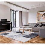 Steinmayer DP-361 RW piano numérique bois de rose set