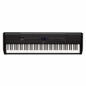 Yamaha P515 Piano numérique à action pondérée 88 touches 0 noir