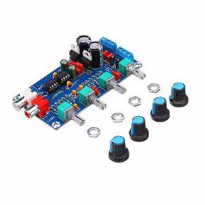 PassBeauty NE5532 OP-AMP HIFI Préamplificateur Volume Tone Carte de contrôle