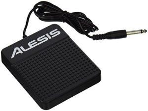 Alesis Asp-1 – Pédale de Sustain Universelle pour Clavier avec Commutateur de Polarité