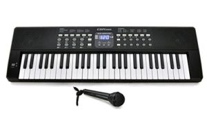 Clifton LP5450 Clavier arrangeur 54 touches et micro