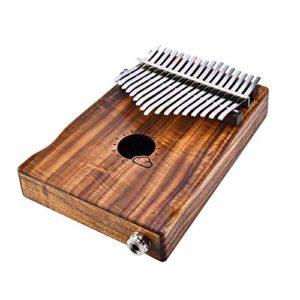 Homeofying Kalimba Solide Pouce Piano Tuning Marteau réglées Enfant Musique Enfants Cadeau avec Sac