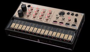 KORG Volca-Keys Synthétiseur de boucle analogique Polyphonie 3 notes