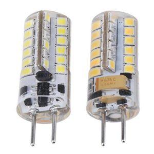 Matefield Ampoule à 48 LED pour lustre en cristal 12 V 2,5 W 2835SMD