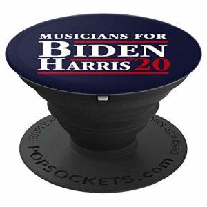 Musicians For Joe Biden Kamala Harris 2020 Election Music PopSockets Support et Grip pour Smartphones et Tablettes