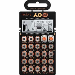 Teenage Engineering PO-16 Factory – Pocket Synthesizer