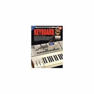 Apprendre à jouer – Clavier – Piano Numérique – Clavier Électronique – Tuteur de Musique Enseigner des leçons – Livre, CD et DVD – K4