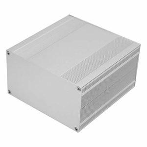 Boîtier en Aluminium – Boîtier d'instruments de Carte de Circuit imprimé Samfox Boîtier en Aluminium Boîtier électronique de Projet