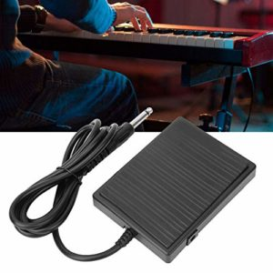 Clavier électronique robuste, pédale de maintien universelle, pour synthétiseurs Modules de tonalité Pièces de Piano Accessoires de Piano