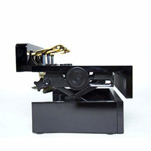 Pédales pour Piano Sustain Pedal Piano for Enfants Lift Piano Booster Pédale auxiliaire Sustain Pédaler Pédale Piano Pédale de Sustain (Color : Black, Size : Universal)
