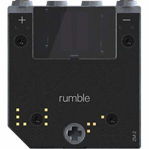 Teenage Engineering ZM-2 Module d'extension Rumble avec métronome silencieux pour synthétiseur portable OP-Z